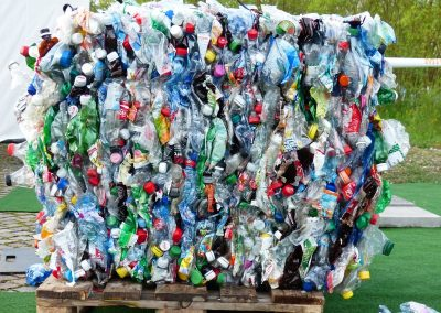 February 2021: It's up to us to win the war against plastic